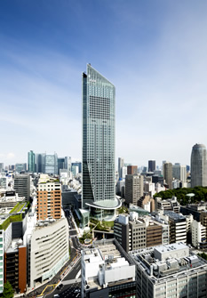 Image Photo of  Toranomon Hills Mori Tower1